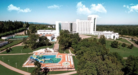 Sanatorium Hotel Rixos Truskawiec