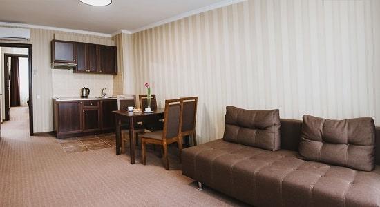 Apartament 2-pokojowy Leśna Pieśń Truskawiec
