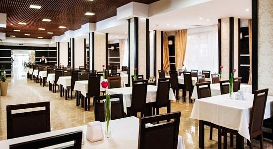 Restauracja Leśna Pieśń Truskawiec
